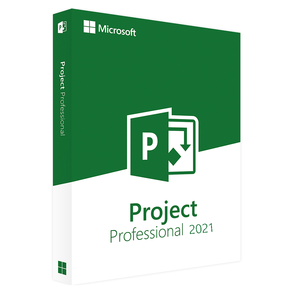 Buy Project Professional 2021